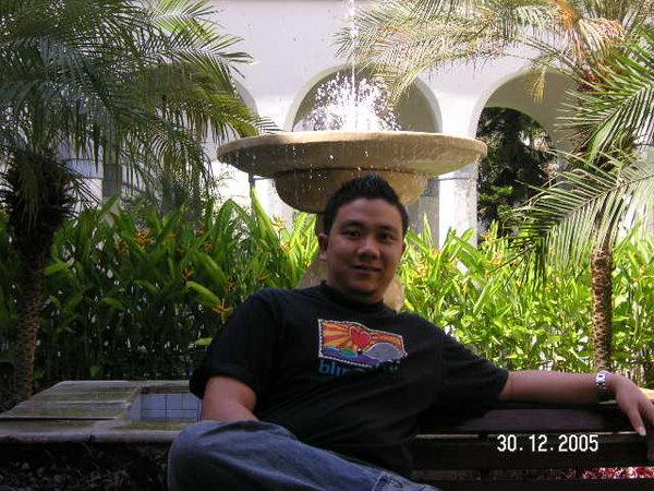 Tahun Baru 2006 di Surabaya